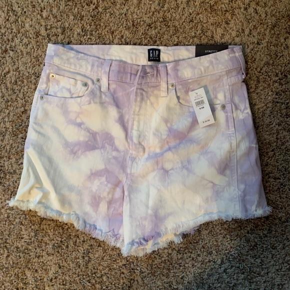 NWT Gap Tie Dye Shorts!